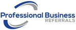 Professional Business Referrals logo